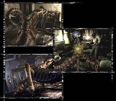 Resident Evil 0 (Gamecube ) Plague10