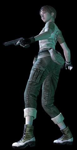 Resident Evil 0 (Gamecube ) Rebecc12