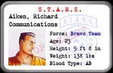 Resident Evil 1 (Ps1) Richar10