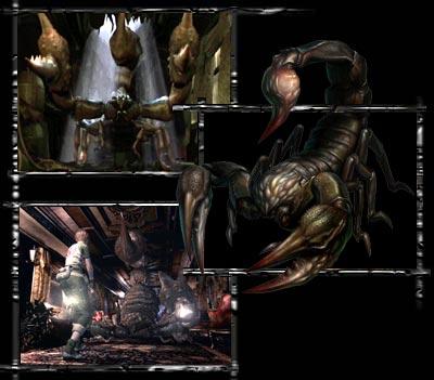 Resident Evil 0 (Gamecube ) Stinge10