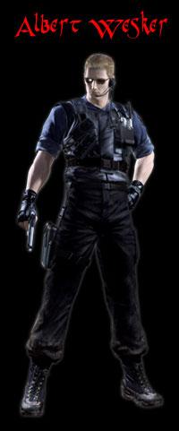 Resident Evil 0 (Gamecube ) Wesker12