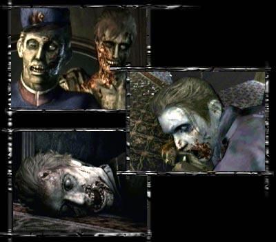 Resident Evil 0 (Gamecube ) Zombie12