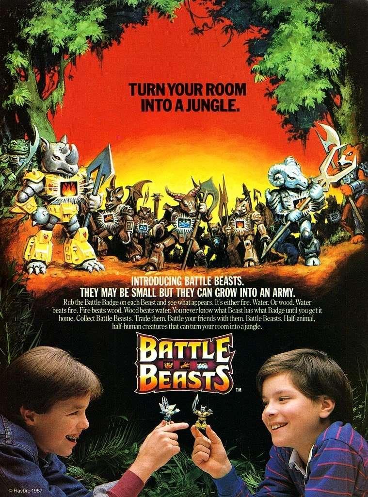BATTLE BEASTS! Battle10