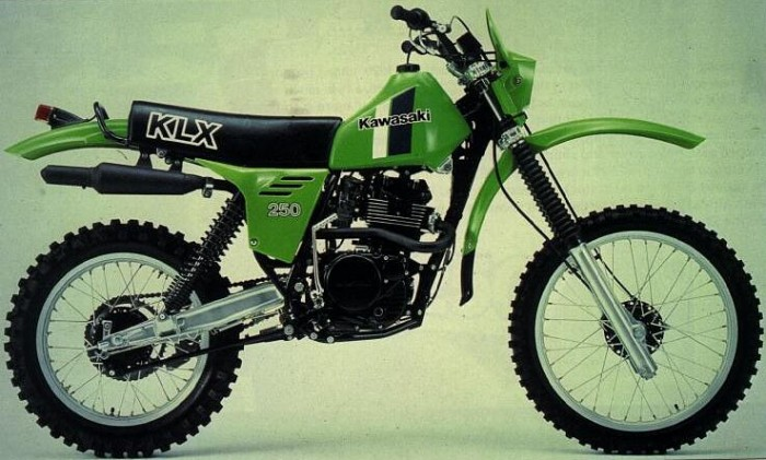 Un choix raisonné : la 250 KLX ! 1a10