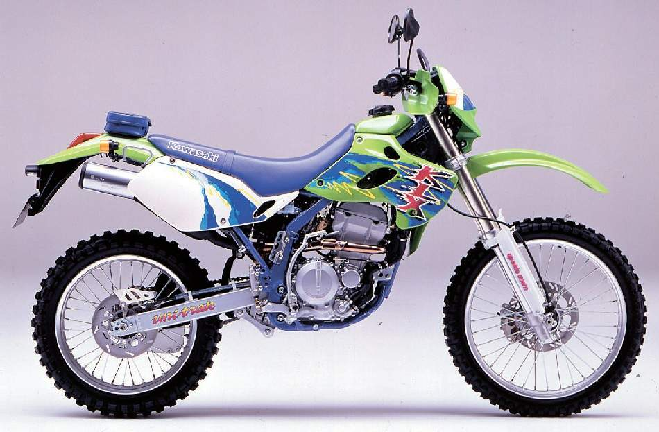 Un choix raisonné : la 250 KLX ! 1b10