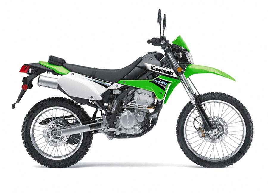 Un choix raisonné : la 250 KLX ! 1d10