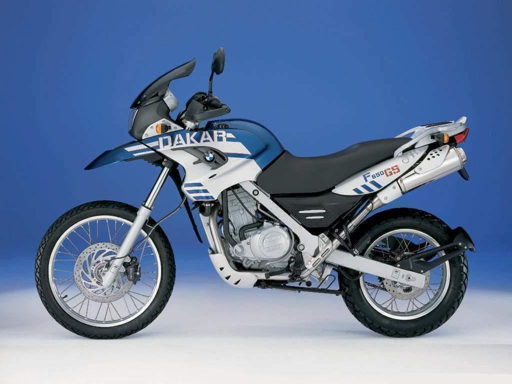 Un choix raisonné : la 250 KLX ! Bmw_f610