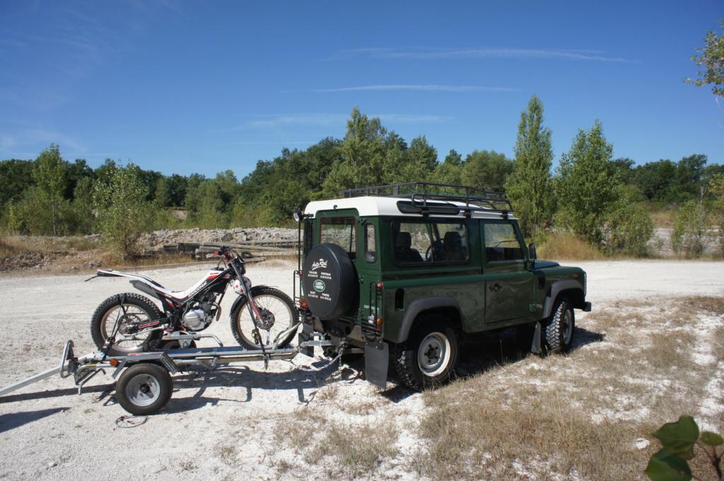 La CRF250L, la TTR 250, bref, les trails/enduro légers....quelqu'un a déjà essayé ? Et la Beta Alp 200cc....? - Page 19 Dsc07611