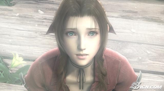 Final Fantasy CrisisCore Aerith10