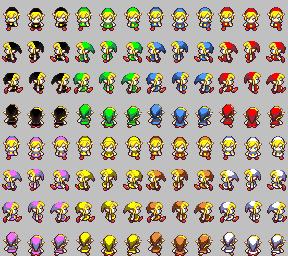[Résolu] Facesets de Link dans Zelda. Charse11