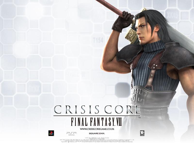 Final Fantasy CrisisCore Crisis10