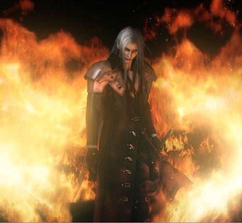Final Fantasy CrisisCore Sephir10