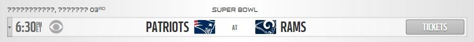 Super Bowl LIII 15480610
