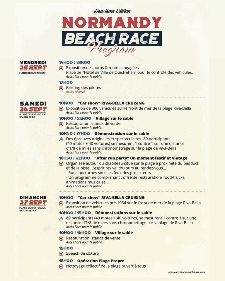 Normandy Beach Race 25-26-27 Septembre 11978810