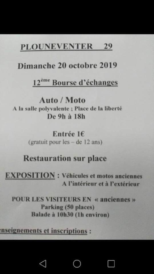 Bourse Reva - Dimanche 20 octobre 2019 67754010