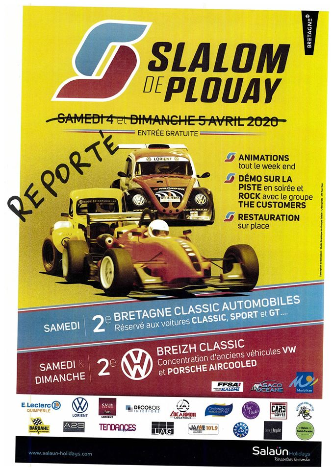 "VWbreizh Classic Plouay (56) 4 et 5 avril 2020 """"""annulé !!!!"""""" 88197210"