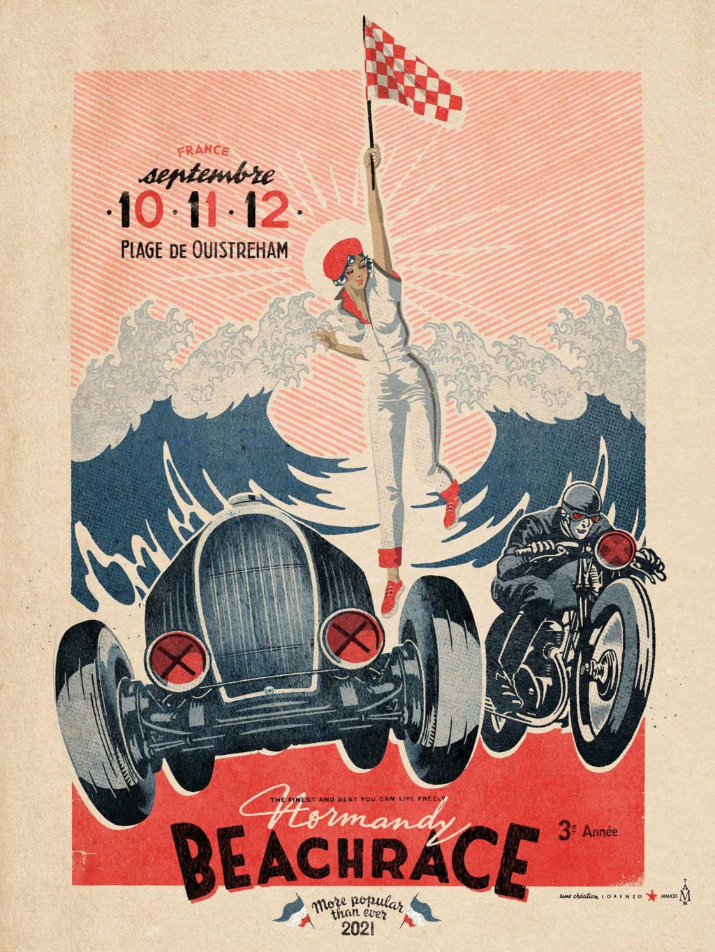 Normandy Beach Race #3 10-11-12 Sptembre 2021  Norman10