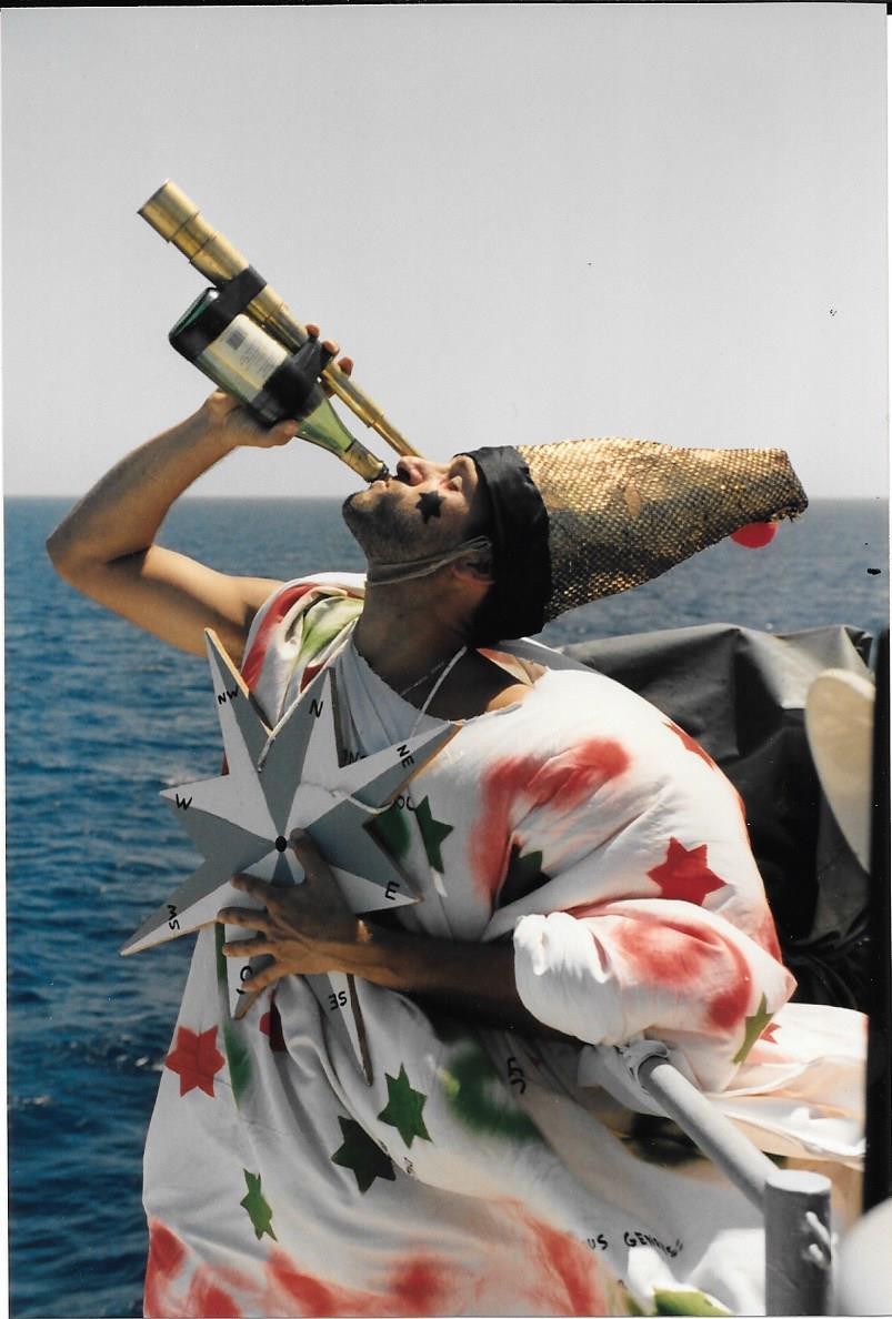 [ Les traditions dans la Marine ] LE PASSAGE DE LA LIGNE - ÉQUATEUR (Sujet unique) - Page 13 211
