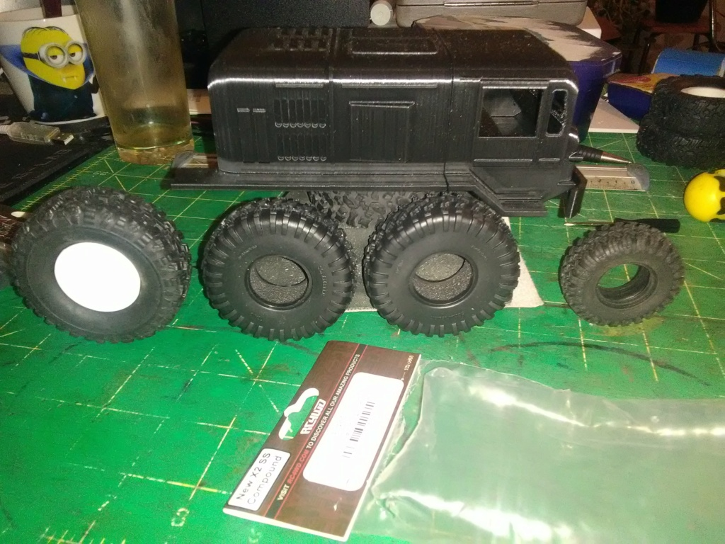 MAZ 535G FTX Outback 1:24 Img_2311