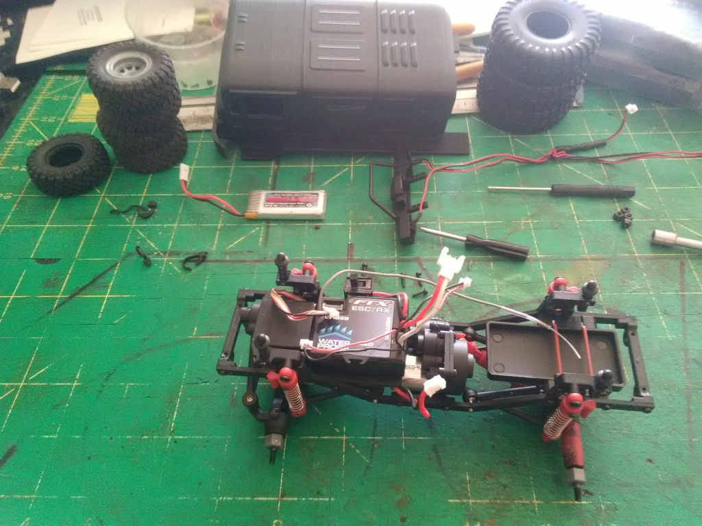 MAZ 535G FTX Outback 1:24 Img_2313