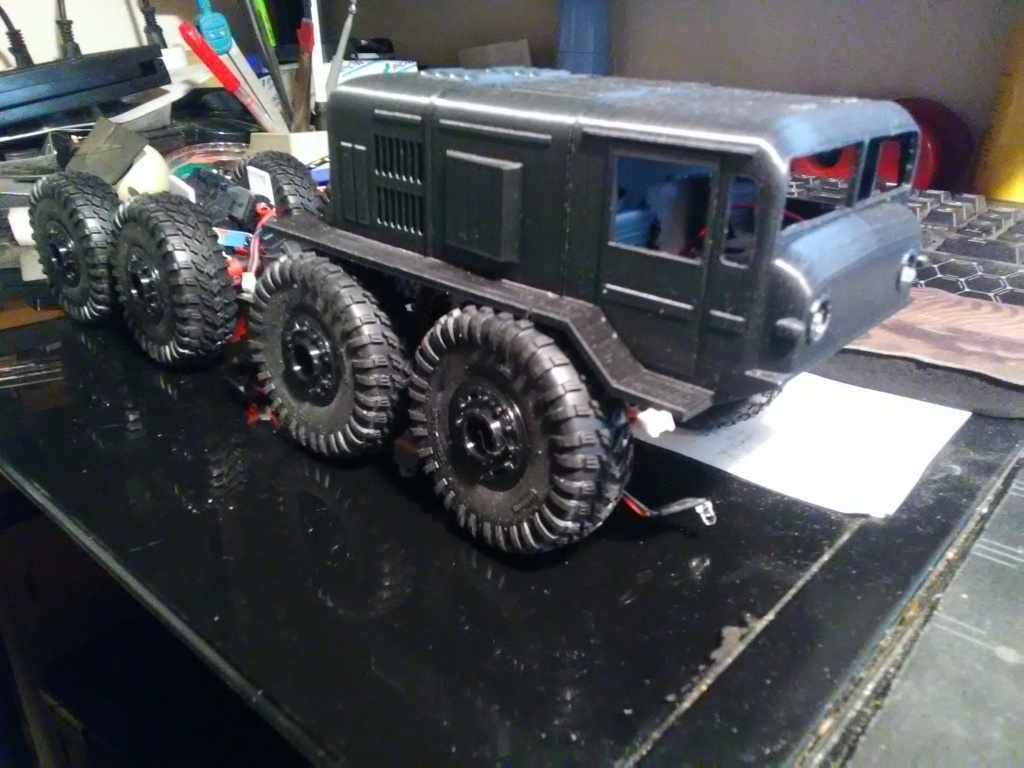MAZ 535G FTX Outback 1:24 Img_2328