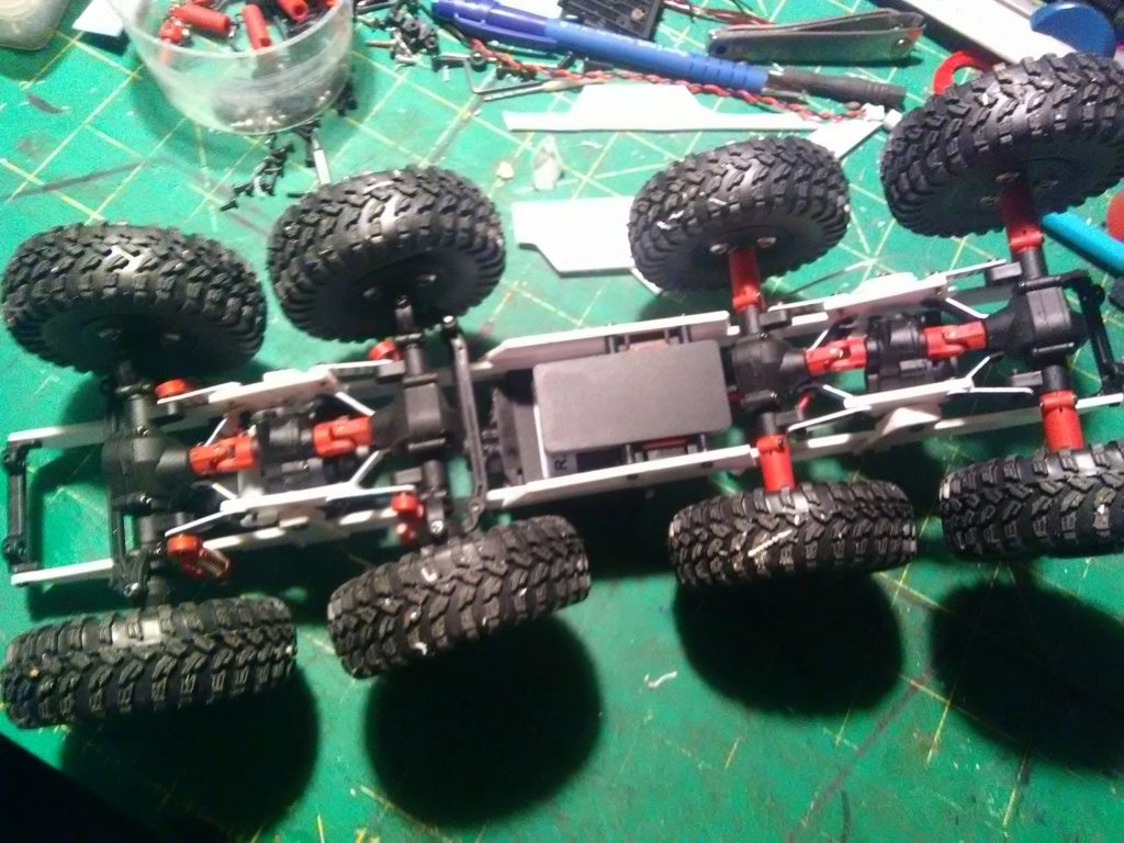 MAZ 535G FTX Outback 1:24 Img_2330