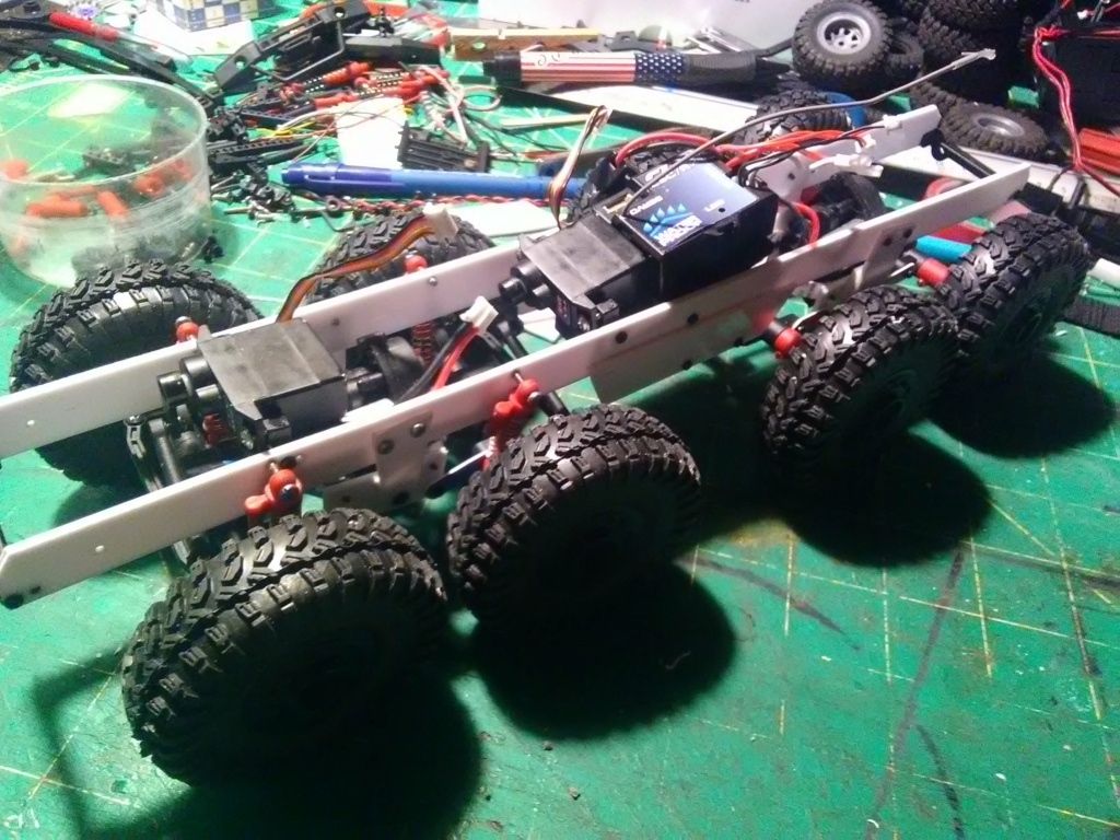 MAZ 535G FTX Outback 1:24 Img_2331