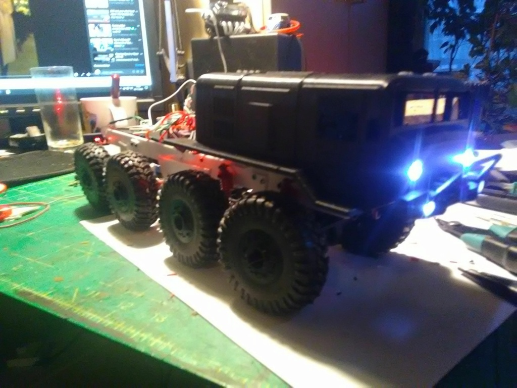 MAZ 535G FTX Outback 1:24 Img_2333