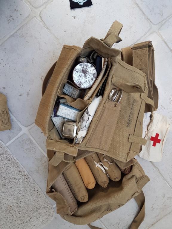 Équipement parachutiste anglais field ambulance 20181023