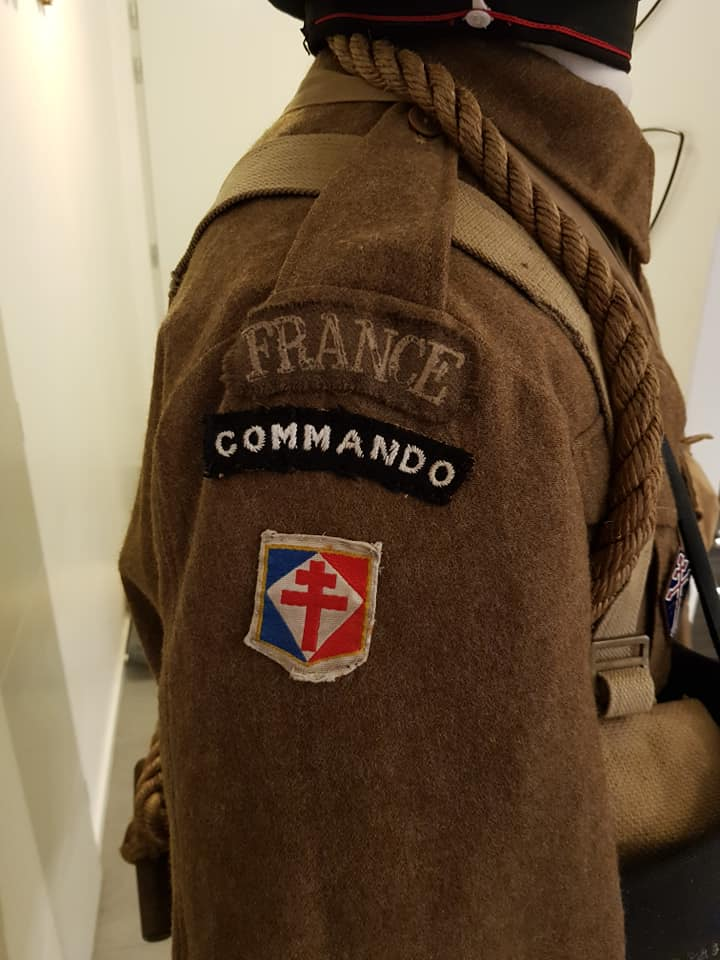 Compagnie fusiliers marins commando  411