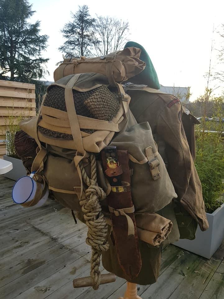 Commando No6, DDAY Berg10