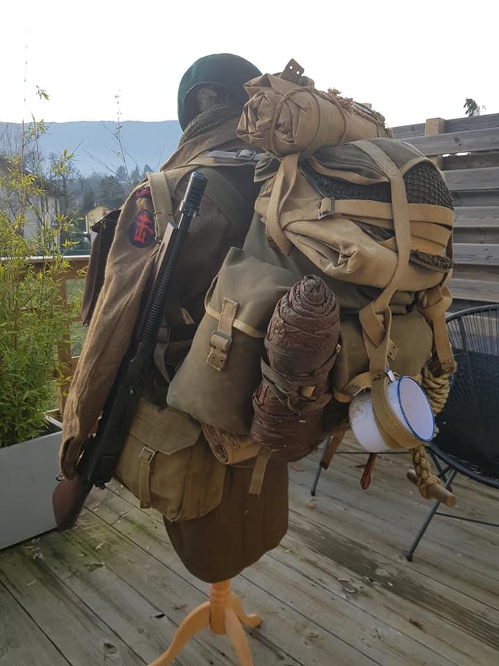 Commando No6, DDAY Berg110