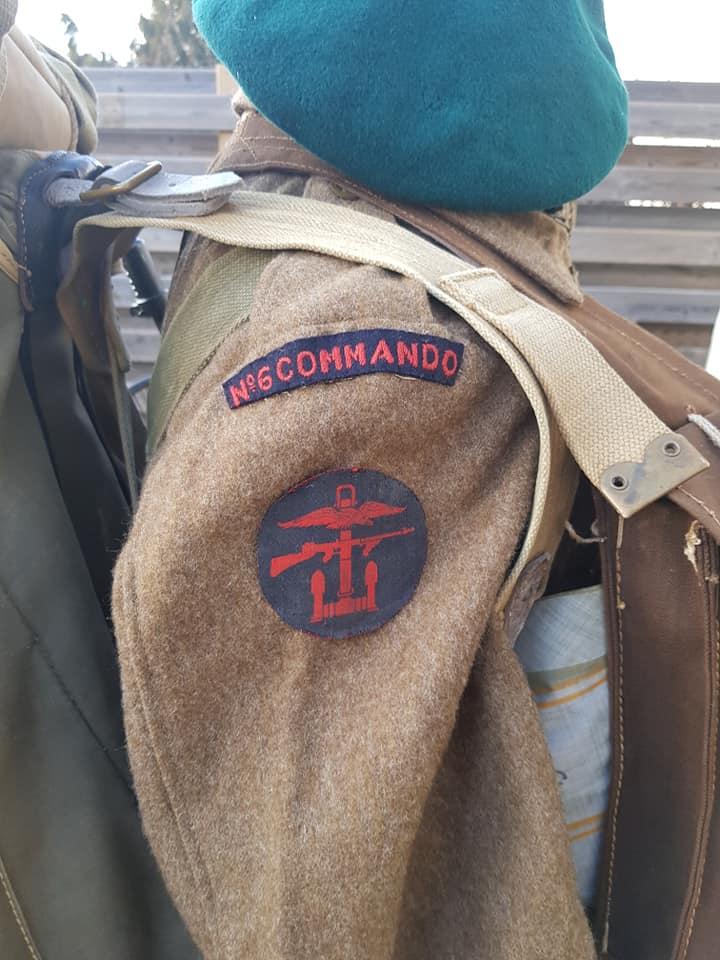 Commando No6, DDAY Manche10