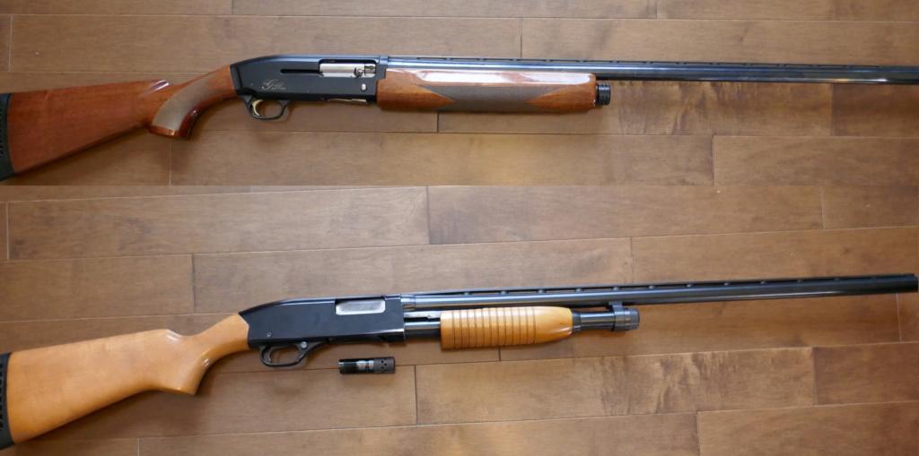 besoin d'info sur la valeur de mes 2 fusils P1000210