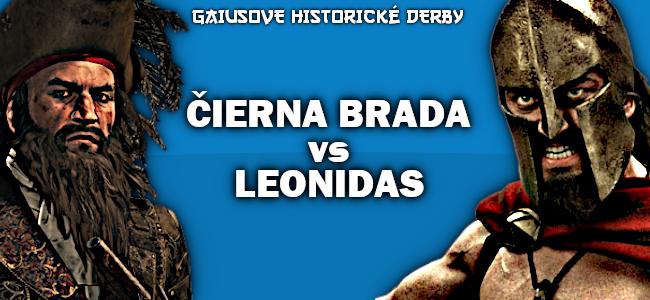 "Edward ""Čierna brada"" Teach vs Leonidas Gaiuso15"