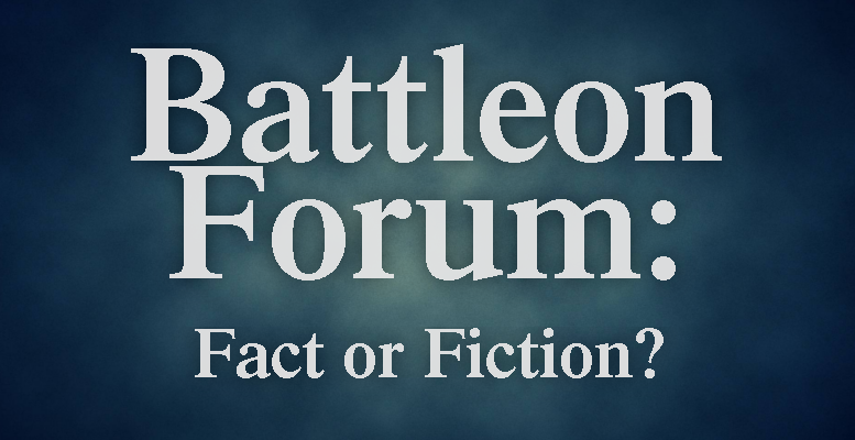 DISKUSNÁ TÉMA (Battleon's Fact or Fiction) Logo_h10