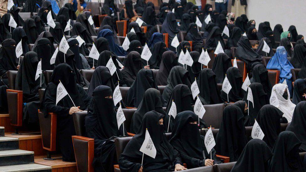 أفغانستان: طالبان تعلن قواعد جديدة للطالبات _1205210