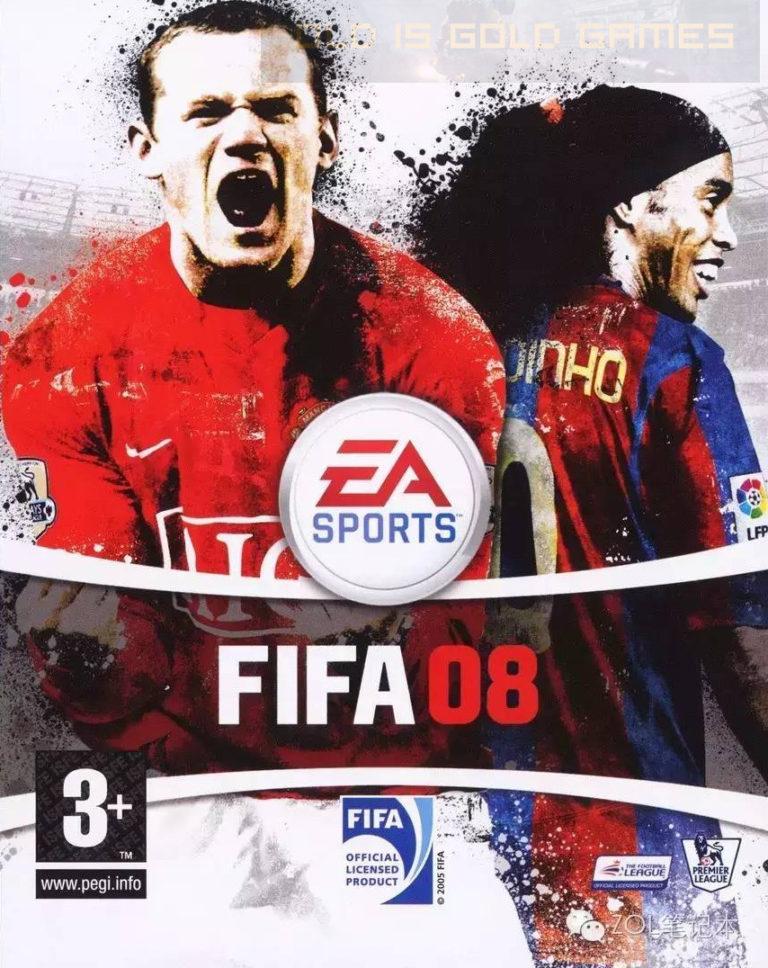 تحميل لعبة كرة القدم فيفا 2008   FIFA 08 PC Game Fifa-010