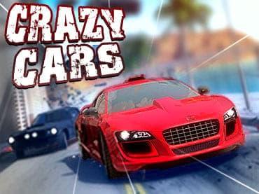 تحميل لعبة السيارات المجنونة | Crazy Cars M011