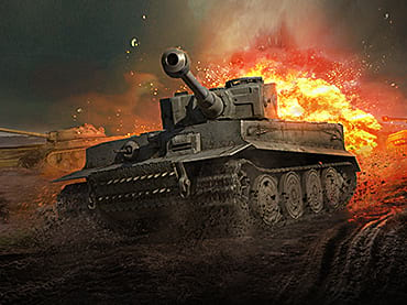 لعبة عالم الدبابات | World of Tanks M012