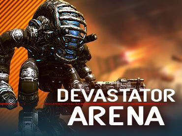تحميل لعبة ساحة المدمر | Devastator Arena M021