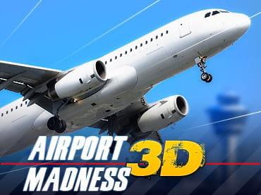 تحميل لعبة الطائرات | Airport Madness 3D M022