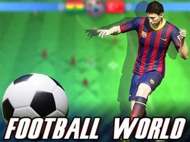 تحميل لعبة كرة القدم Football World M024