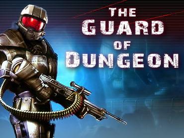 تحميل لعبة حرس الزنزانة   The Guard of Dungeon M025