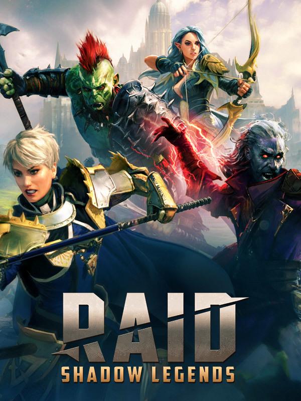 لعبة اساطير الظل   Raid: Shadow Legends Raid3a10