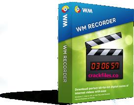 تحميل برنامج وم ريكوردر WM Recorder لتسجيل الفيديو والصوت أون لاين  Wm-rec10