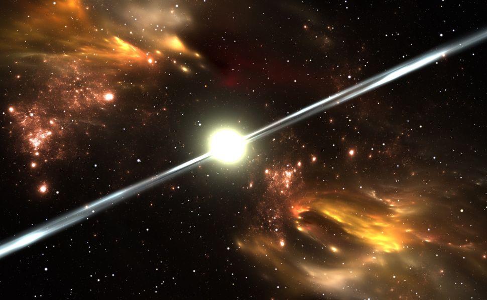 ما هو النجم النيوتروني؟ Yyazse10