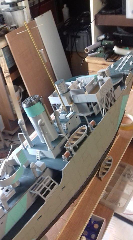 corvette class flower au 1/35 ème - Page 3 1110