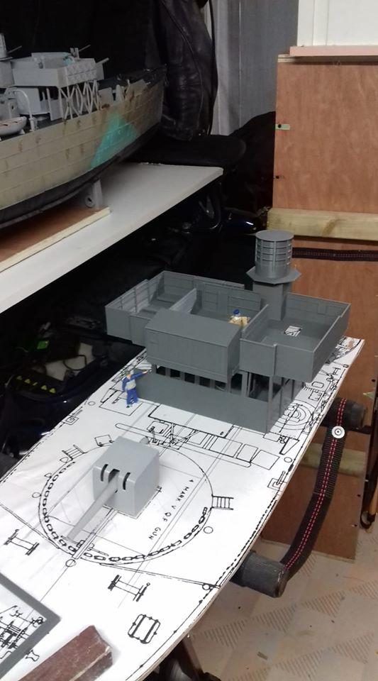 corvette class flower au 1/35 ème - Page 3 75424710