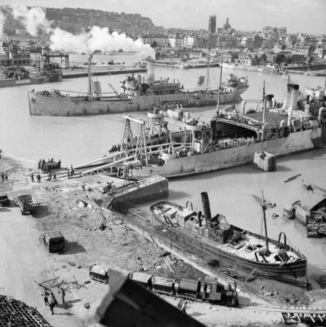 Recherche plan HMS Daffodil / Iris Dieppe11